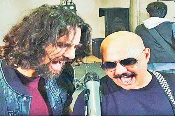 In the coming days ahead, Noori and Ali Azmat, as part of Cornetto Pop Rock, will release their collaborative single,
