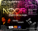 noori Live at EME Olympiad 2010 ? ?Rhythm for a Cause?